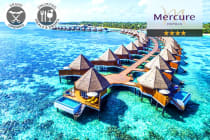 MALDIVES: 7 Nights at the Mercure Maldives Kooddoo, Maldives