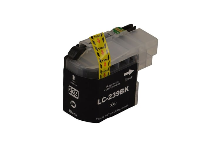 LC-239BkXL Premium Compatible Inkjet Cartridge