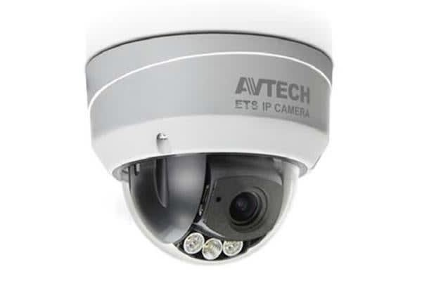 AVTECH AVM5447 5MP/H.265 Outdoor Dome IP Camera