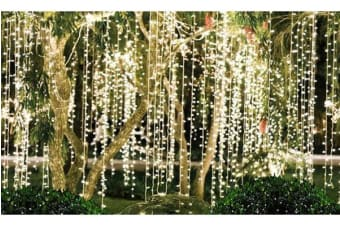 Led Curtain Fairy Lights 6x3M (600LED)