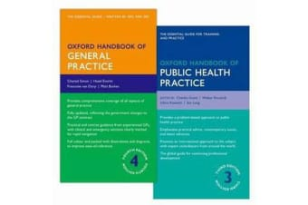 Oxford Handbook of General Practice and Oxford Handbook of Public Health Practice Pack