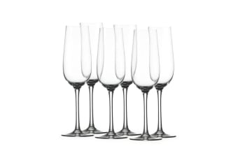 Stolzle Weinland Champagne Flute 200mL Set of 6
