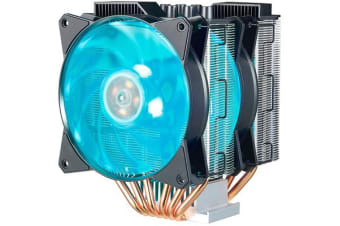 Cooler Master MasterAir MA620P RGB CPU Cooler with 2 X 120MM RGB LED PWM Fan