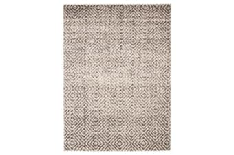 Riverside Ripple Grey Rug