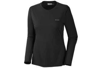 Columbia Womens Midweight II Long Sleeve Top - Black