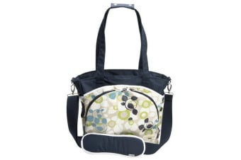 JJ Cole Baby Mode Tote Nappy/Diaper Handbag Travel Bag w/ Changing Mat Holder