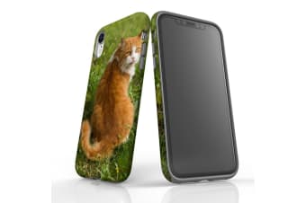 For iPhone XR Case  Protective Back Cover  Cat ToT