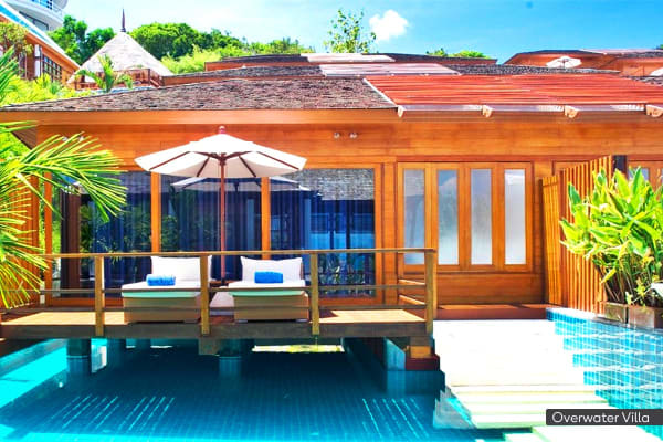 THAILAND: 3 Nights at KC Resort & Overwater Villas, Koh Samui for Two (Deluxe Jacuzzi Sea View Room)