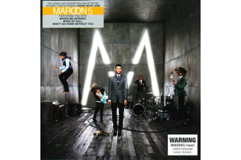 Maroon 5 ‎– It Won't Be Soon Before Long PRE-OWNED CD: DISC EXCELLENT