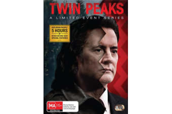 Twin Peaks A Limited Event Series DVD Region 4