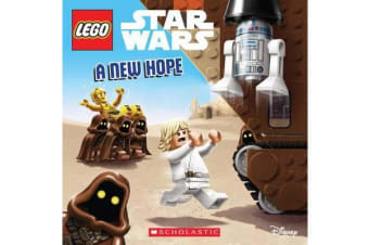 LEGO Star Wars #4 - A New Hope