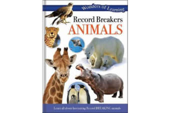 Wonders of Learning: Discover Record Breakers Animals - Reference Omnibus