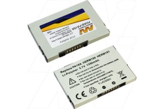 PDA  Smart phone battery Nominal Capacity 1.35Ah