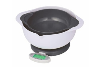 Accura Leto Double Bowl Electric Scale 5kg