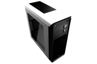 Aerocool Aero 800 MIDI Tower Gaming Case with Window - White