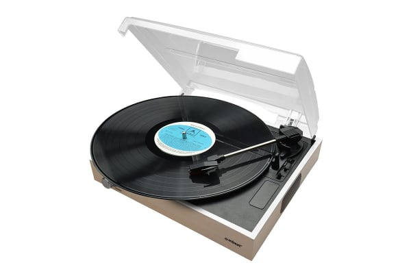 mbeat Wooden Style USB Turntable Recorder (MB-USBTR68)