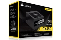 Corsair 450W CX 80+ Bronze 120mm Fan ATX PSU 5 Years Warranty