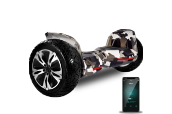 XTREME Hoverboard Scooter Off Road Electric Balancing Hover Board Skateboard D