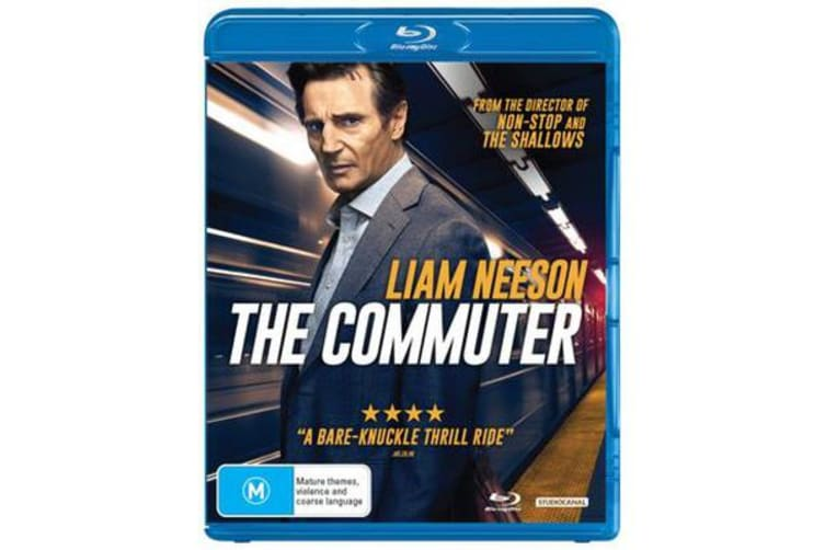 The Commuter (Blu-ray)