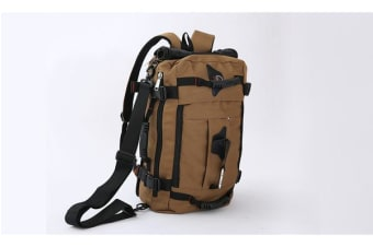 55L Hiking Camping Bag KHAKI