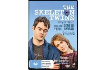 The Skeleton Twins DVD Region 4