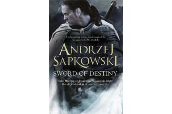 Sword of Destiny - Tales of the Witcher - Now a major Netflix show