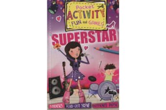 Superstar Pocket Activity Fun and Games