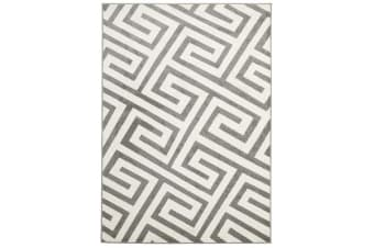 Indoor Outdoor Dolce Rug Grey 230x160cm