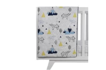 Lolli Living 4 Piece Nursery Set Traveller