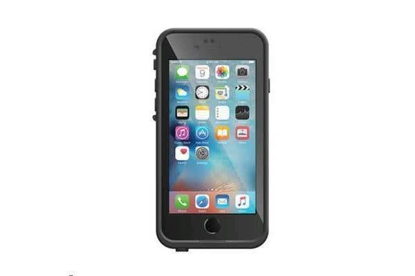 Lifeproof iPhone 6/6s Fre Case-Black