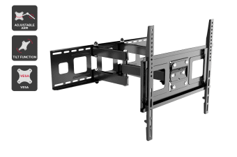 "Kogan Tilt Extendable Wall Mount for 32"" - 75"" TVs"