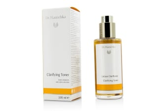 Dr. Hauschka Clarifying Toner (For Oily, Blemished or Combination Skin) 100ml