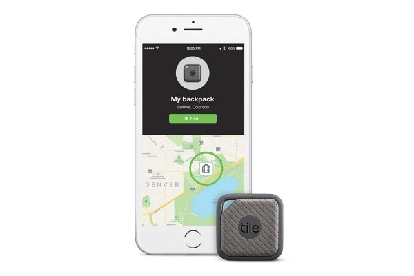2- Pack Tile Sport Pro Bluetooth Tracker (TI-RT-09002)
