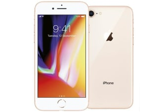 Used as Demo Apple Iphone 8 64GB Gold (AU STOCK, AU MODEL, 100% Genuine)