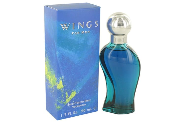 Giorgio Beverly Hills Wings Eau De Toilette/ Cologne Spray 50ml