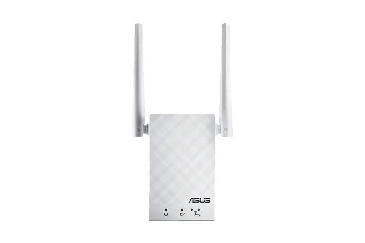 ASUS AC1200 Dual-Band Wireless Wi-Fi Repeater Range Extender (RP-AC55)