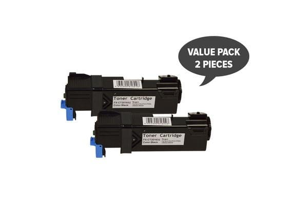 CT201632 CP305 Black Generic Toner Cartridge (Set of 2)