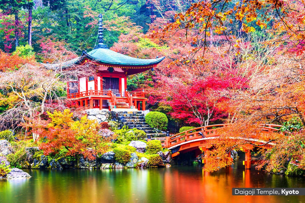 JAPAN: 14 Day Japan Rail Package Including Flights for Two