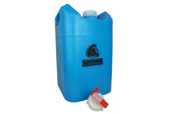 Francis Ward Warhorse & FOC Tap Water Carrier (Blue) (30L)