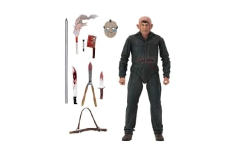 """Friday the 13th Part VI Roy Burns Ultimate 7"""" Action Figure"""