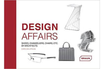 Design Affairs - Shoes, Chandeliers, Chairs etc. by Architects
