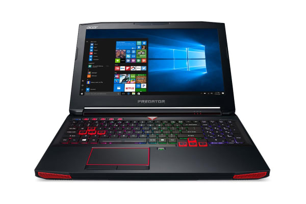 "Acer 15.6"" Predator 15 Core i7-7700HQ 32GB RAM 256GB SSD GTX1070 8GB FHD Gaming Notebook (NH.Q1ZSA.004-C77)"
