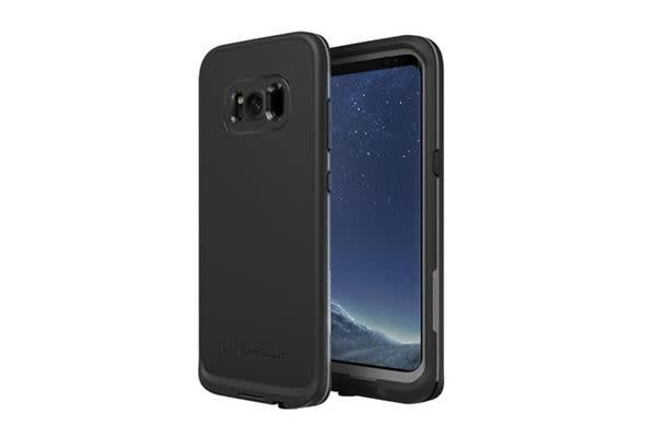 Lifeproof Fre Case for Galaxy S8+ - Asphalt Black