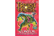 Beast Quest: Convol the Cold-blooded Brute - Series 7 Book 1