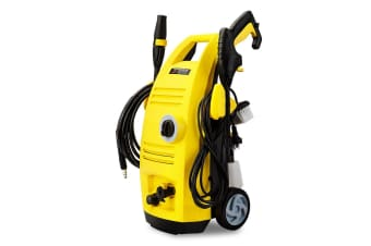 JET-USA 3200 PSI Electric High Pressure Cleaner Washer Gurney Water Pump Hose