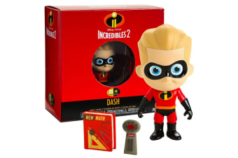 Incredibles 2 Dash 5-Star Vinyl
