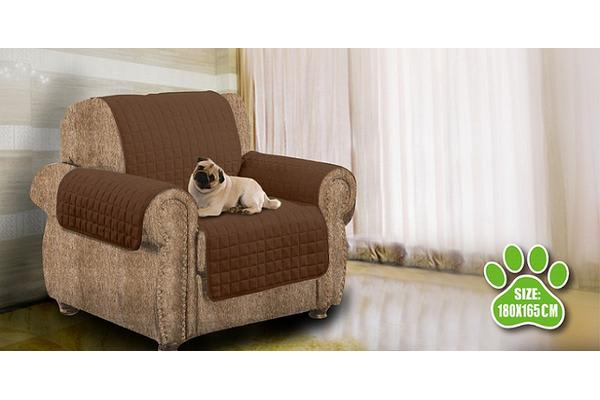 Pet Chair Protector-Brown