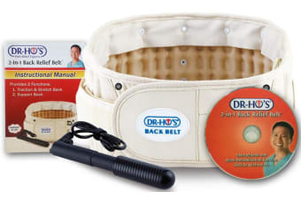 Dr Ho's Belt Dr ho Physio Back Brace Support Belt SIZE A