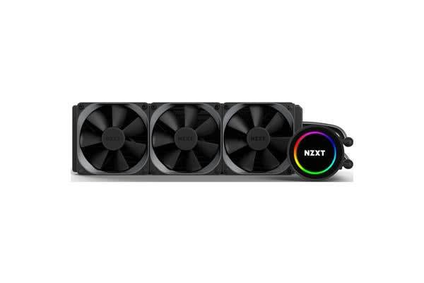 NZXT Kraken X72 All in one Liquid Cooler High-Performance