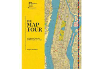 The Map Tour - A History of Tourism Told through Rare Maps